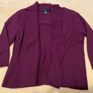 3/4 Sleeve Cardigan/Sweater